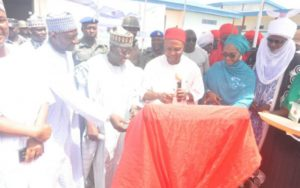 Official Commissioning of NASENI - SOMMEDI in Nasarawa State