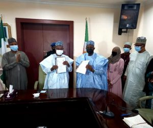 PRESS STATEMENT: Federal Government, Katsina State Agreed to set up Institute to Harness Silica Deposits for production of Solar cells in Katsina State