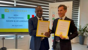 NASENI and Delorenzo sign MoU for the promotion of skills Acquisition in Nigeria