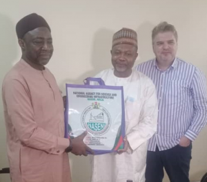 NASENI, Pacific Ring West Africa Ltd To Collaborate on Cassava flour/Chips Production